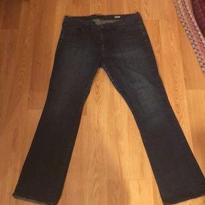 Big star jeans 1974 size 33 petite